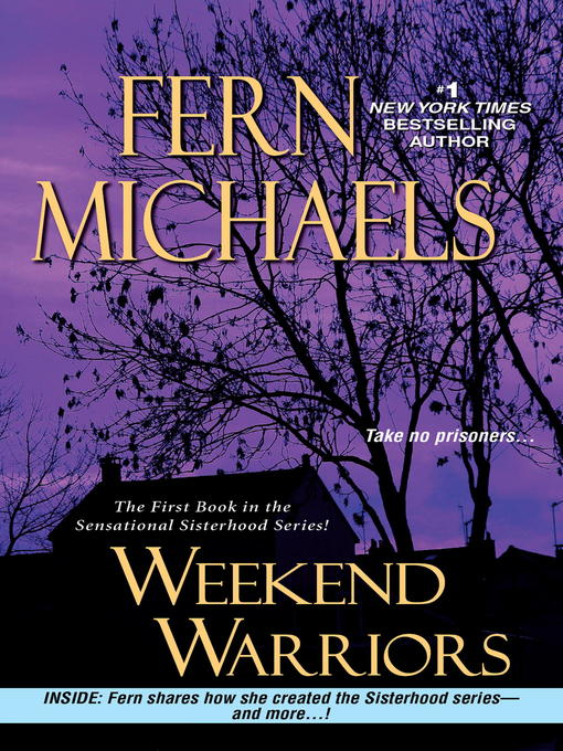 Title details for Weekend Warriors by Fern Michaels - Wait list
